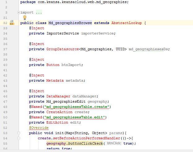 Com haulmont are not loading in Intellij IDEA - Support - CUBA Platform