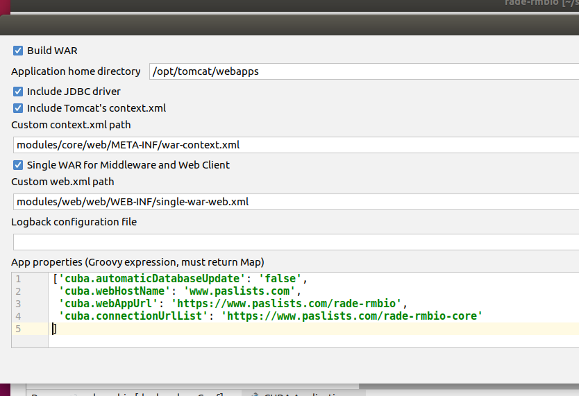 Docs for configuring Intellij to deploy to remote Tomcat