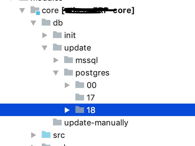 Multitenant add-on: error in updating database - Add-ons