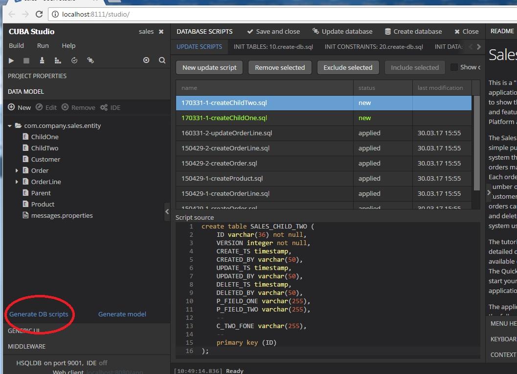 generateScripts