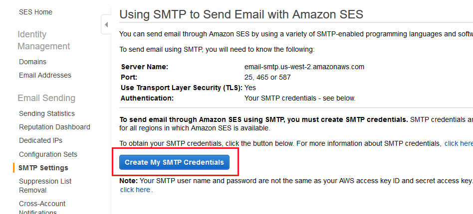 smtp_credentials