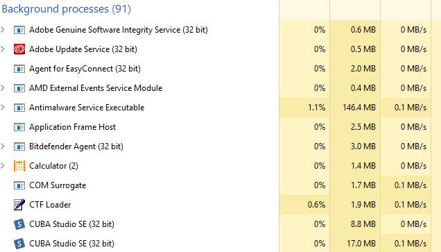 Studio window is not appearing - Support - CUBA Platform