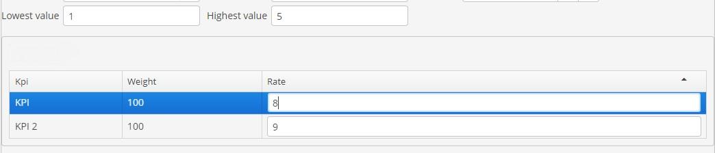 Editable Table column validator - Support - CUBA Platform